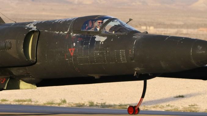 We Got A Close Look At America's Iconic U-2 Dragon Lady Spy