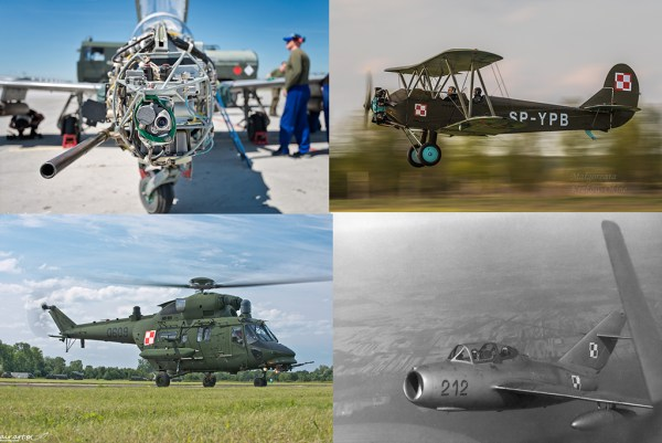 The Aviationist » Polish Air Force's 100th Anniversary ...