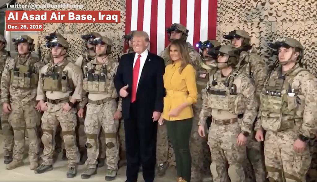 No, They Probably Weren't Secret Navy SEALS in the President's