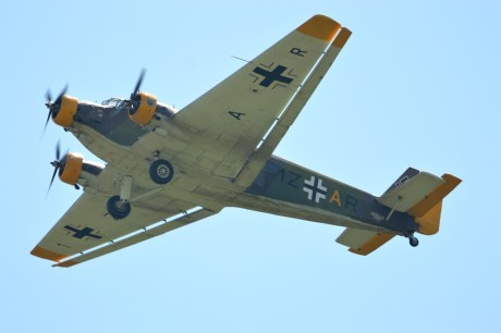 """Warbirds Over the Beach"" Air Show And Its Awesome German Warbirds"