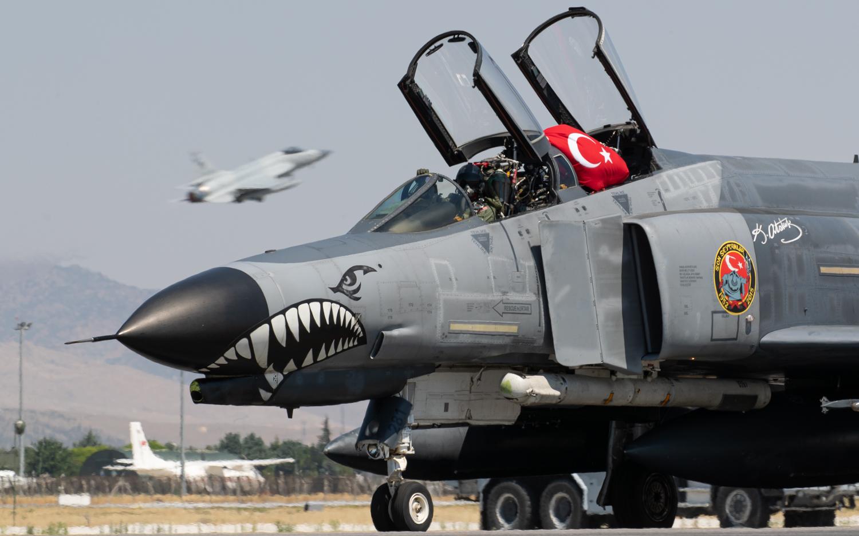 Pakistani JF-17 Thunders and Turkish ELINT/SIGINT C-160D