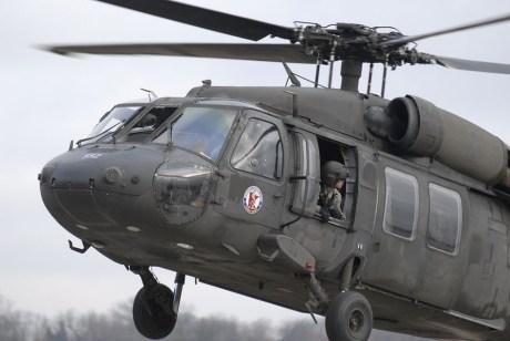 Three Dead in Minnesota Army National Guard UH-60 Blackhawk Crash.