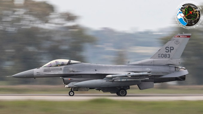 Warhawks move to Aviano 1 - The U.S. Air Force will relocate the 480th Fighter Squadron from Spangdahlem Air Base to Aviano Air Base