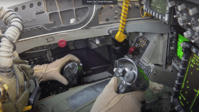 Hans on throttle and stick - Amazing Footage Shows The Inputs On Throttle And Stick Required To Manual Land A Super Hornet On A Carrier