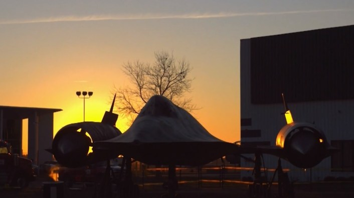 Blackbird documentary 1 - Take A Look At This Documentary About The Skunk Work's History And The Birth Of The SR-71 Blackbird