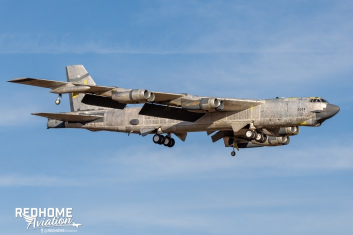 Check Out These Exclusive Shots Of B-52 Wise Guy Flying