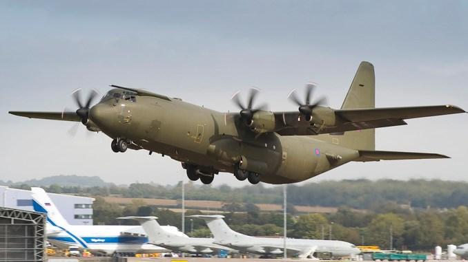 RAF C-130 Hercules
