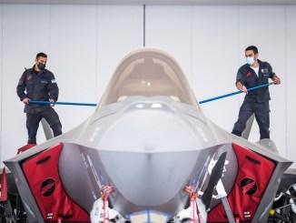 Israeli Air Force F-35I Adir