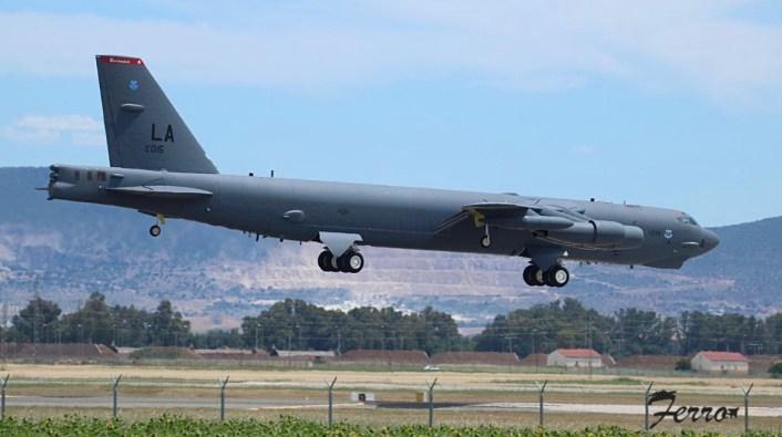 B-52 Spain