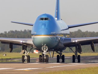 Air Force One Mildenhall