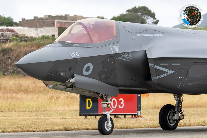 F-35B Shader