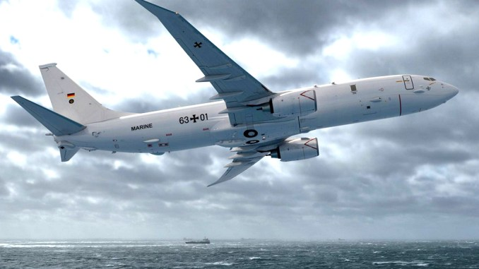 Germany Signs Deal To Purchase Five P-8A Poseidon Maritime Patrol Aircraft - The Aviationist