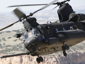 MH-47G Night Stalkers