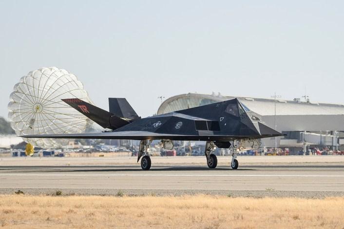 F-117 Fresno