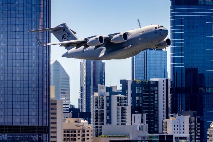 C-17 Brisbane
