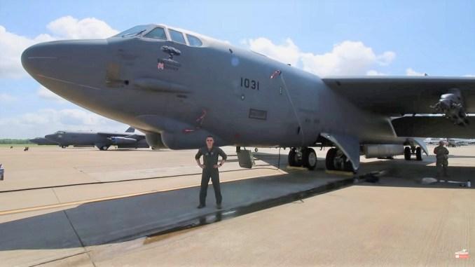 B-52 walkaround