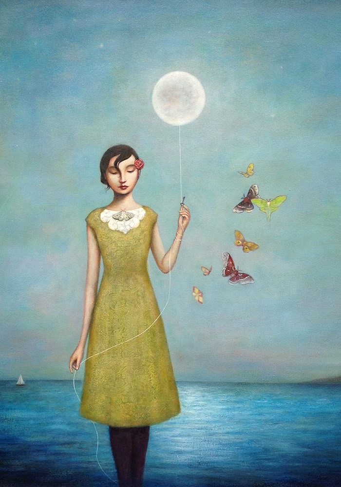Duy Huynh's Latest Exhibition Arrives at the Lark & Key Gallery