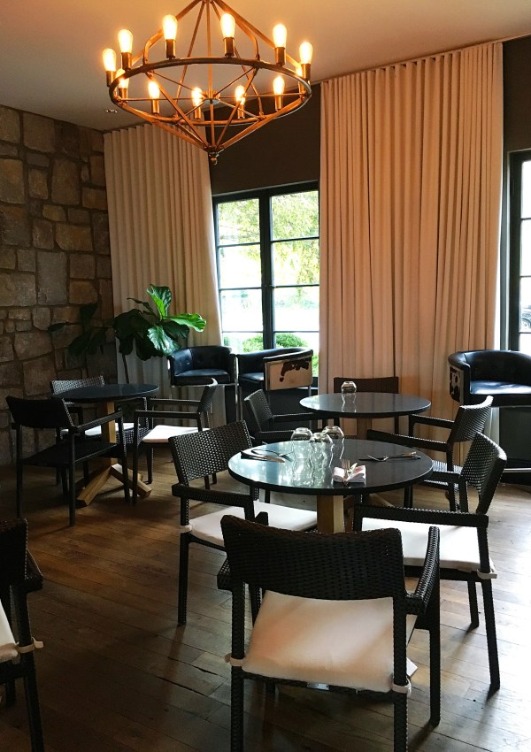 A morning in Autumn… at Hotel Domestique