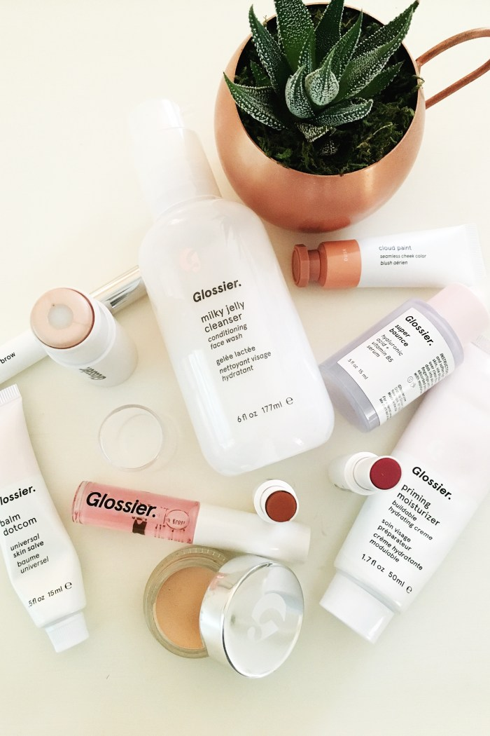 A few of my favorite things… from Glossier