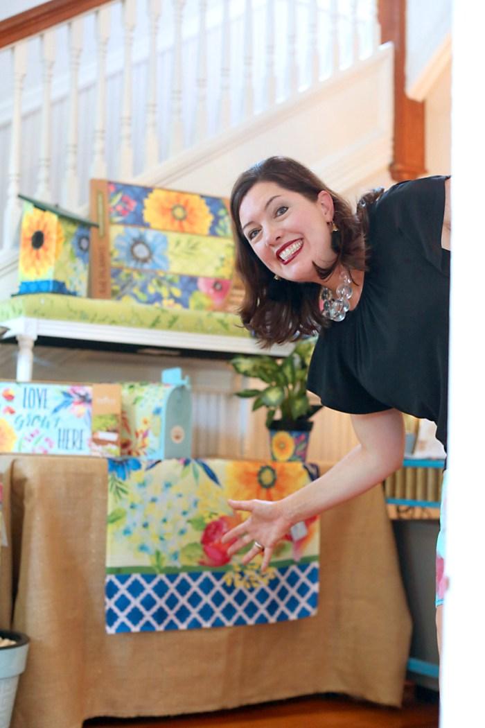 Inside Multiple Blessings with Artist Caroline Simas