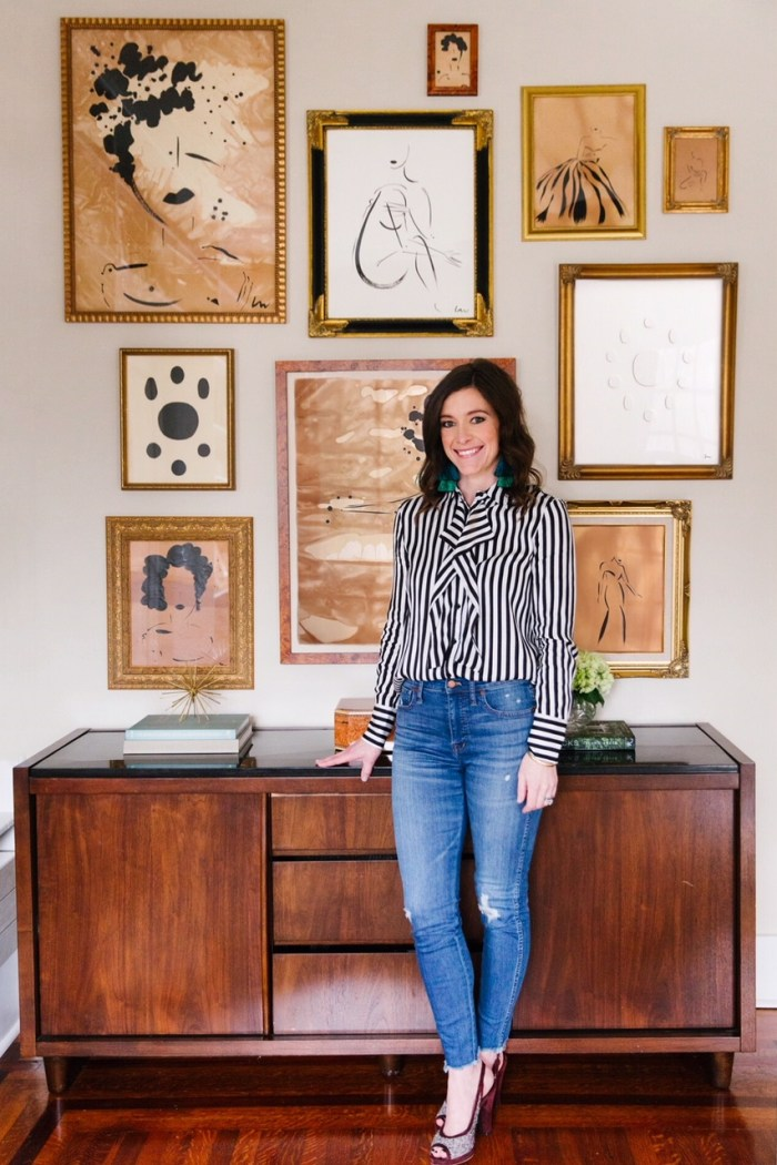 Inside the Vintage Inspired World of Whitney Stoddard