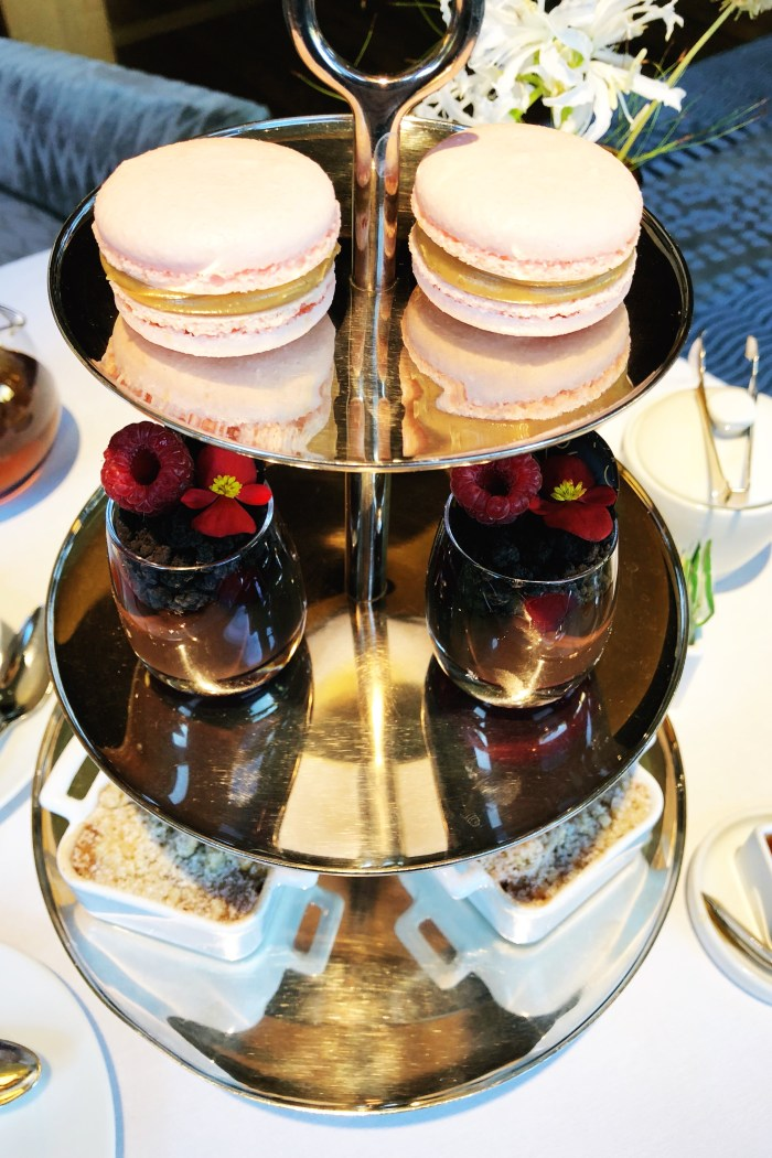 Afternoon Tea at the Umstead