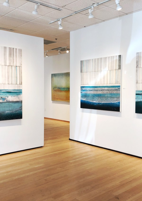 Three Artists, One Spectacular Exhibition at the Hidell Brooks