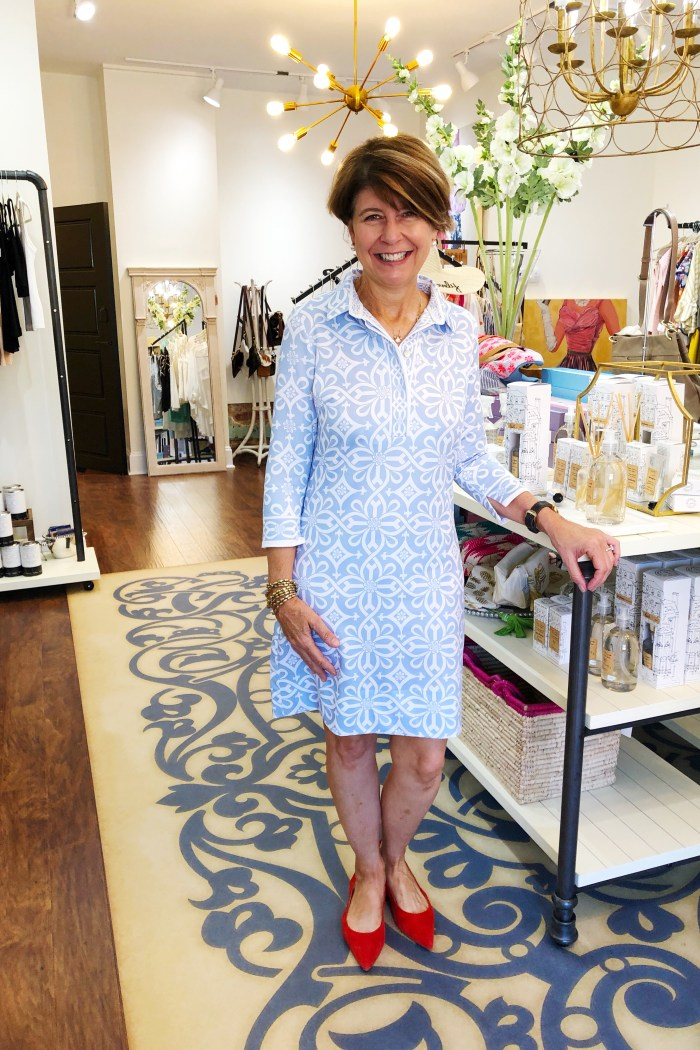 Inside Crossings on Main with Co-founder Cathie Smith