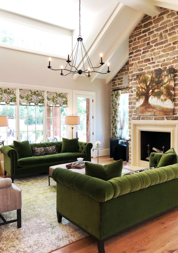 Southern Living Inspiration   The Bramble House
