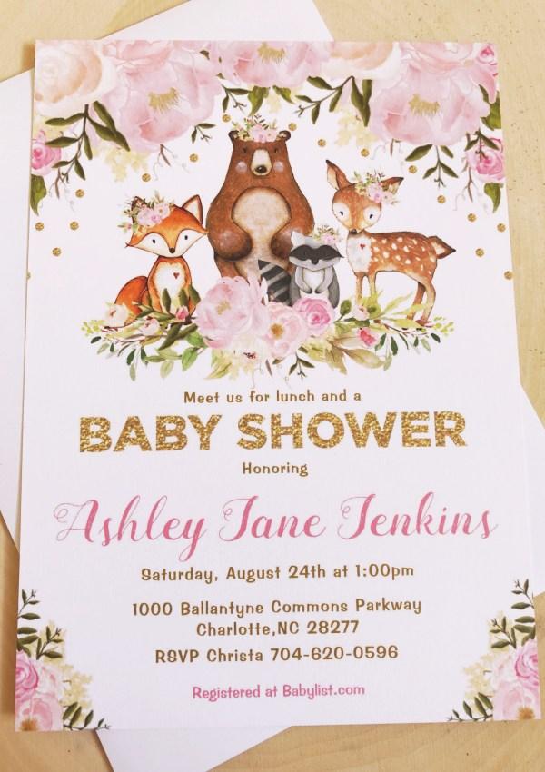 Hosting a Baby Shower