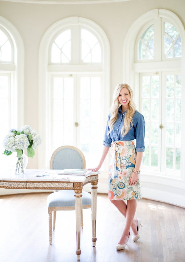 An Inside Look at Lo Home with Lauren Haskell