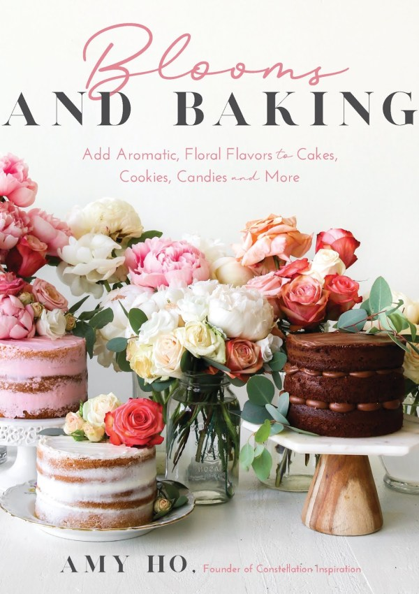 Blooms and Baking with Author Amy Ho