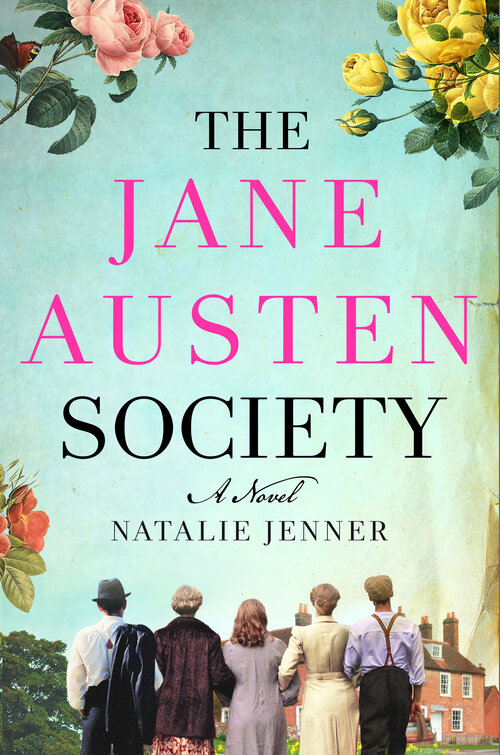 The Jane Austen Society with Author Natalie Jenner