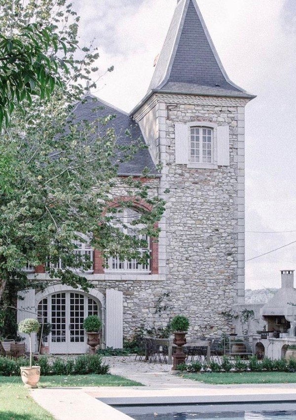 Inside Chateau Montfort with Writer, Cook and Stylist Sara Slim