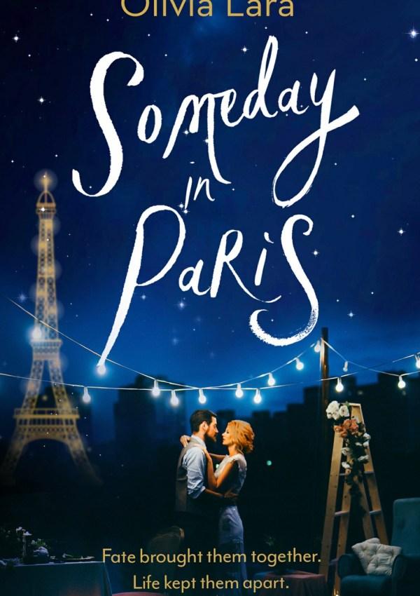 Someday in Paris with Author Olivia Lara
