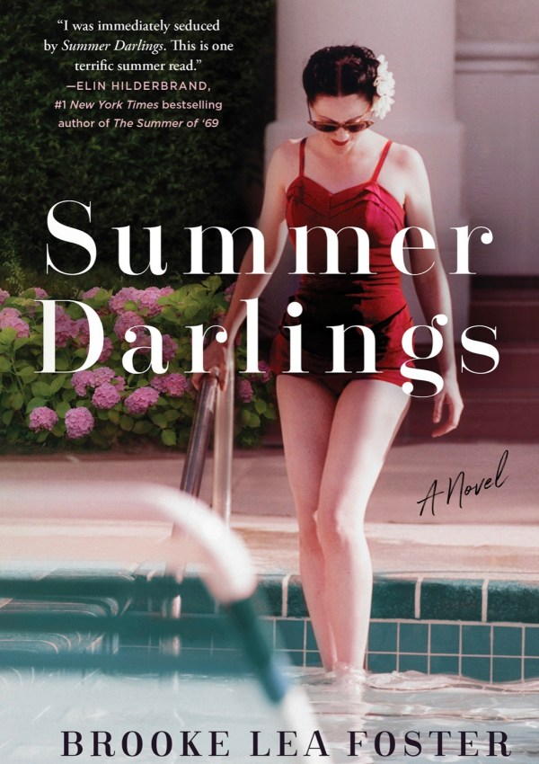 Summer Darlings with Author Brooke Lea Foster