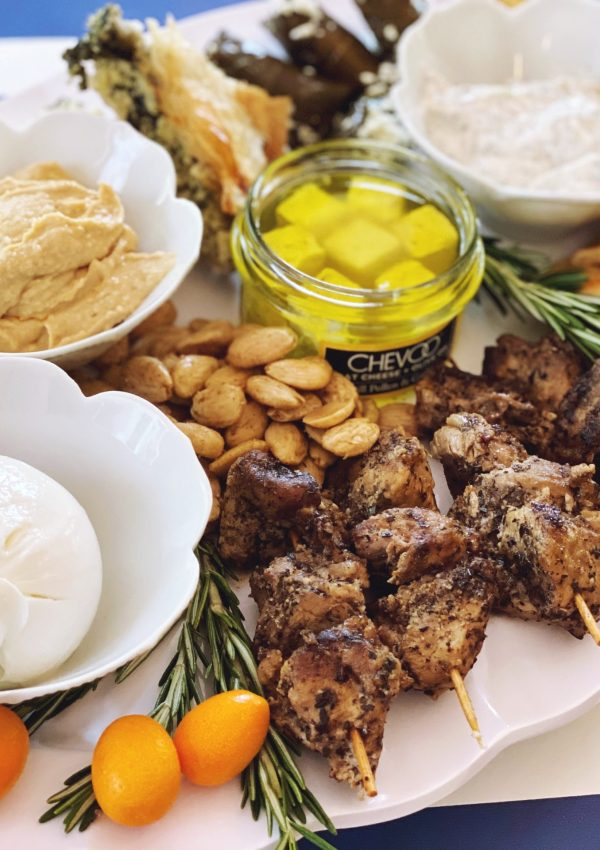 The Most Delicious Mediterranean Table