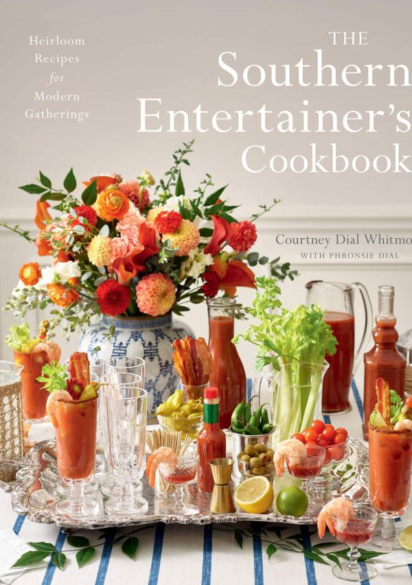 The Southern Entertainer's Cookbook with Author Courtney Whitmore