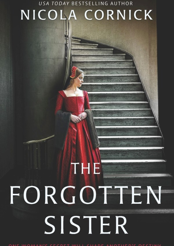 The Forgotten Sister with Author Nicola Cornick