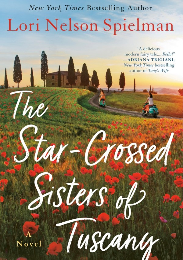 The Star-Crossed Sisters of Tuscany with Author