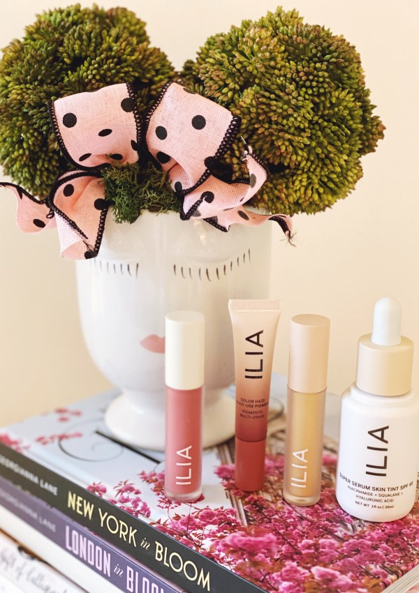 Makeup Routine Essentials from Ilia Beauty