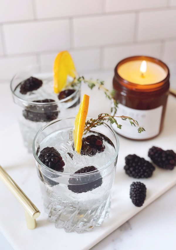 The Most Refreshing Spa Day Drinks