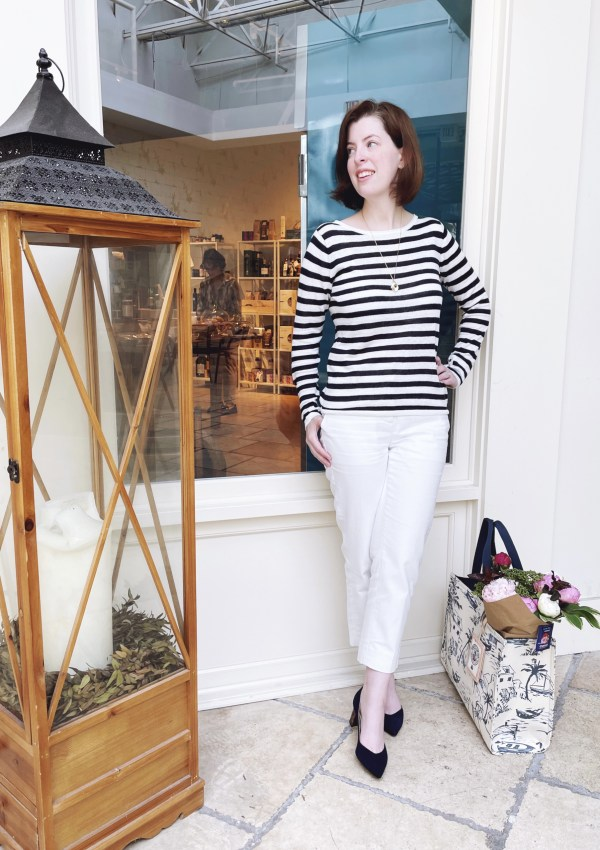 French Girl Chic Meets the Perfect Emma