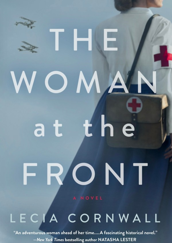 The Woman at the Front with Author Lecia Cornwall