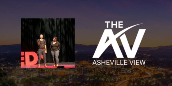 The Asheville View was showcased on TEDx