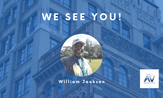 We See You: William Jackson, M.Ed