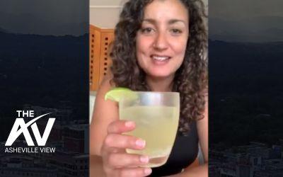 Myriam Mocktail-Skinny Margarita
