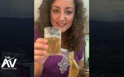 Myriam Makes Moroccan Mint Tea