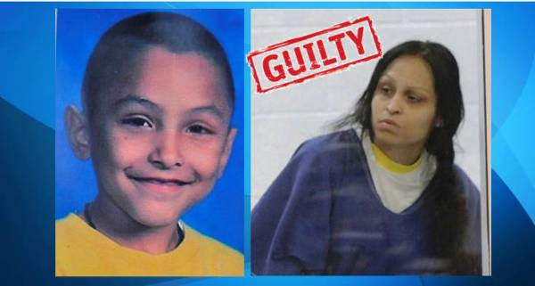 Palmdale mom pleads to murder for 8-year-old son's torture ...