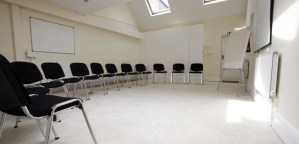 Training Room - The Awareness Centre, Clapham SW4